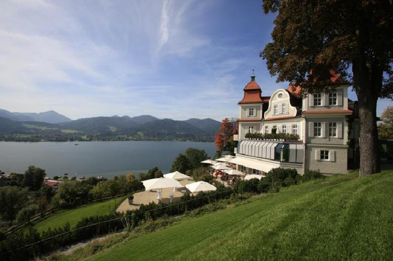 Privilegierte Südhanglage am Tegernsee - Lebensart Reise